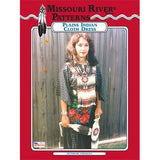 Image of 4799-500-014 - Plains Indian Cloth Dress Pattern