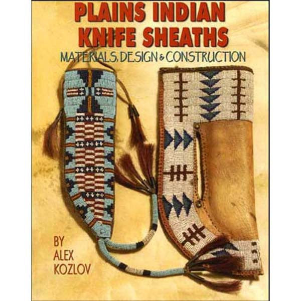 Plains Indian Knife Sheaths Book