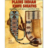 Image of 4105-058-900 - Plains Indian Knife Sheaths Book