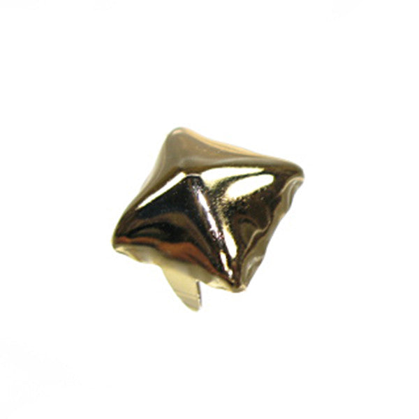 "Pyramid Spots 1/2"" Nickel Plated 100/Pk"