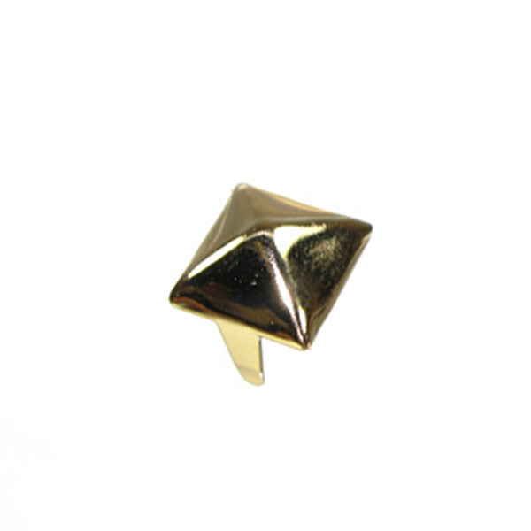"Pyramid Spots 3/8"" Nickel Plated 100/Pk"