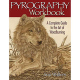 Image of 978-1-56523-258-7 - Pyrography Workbook