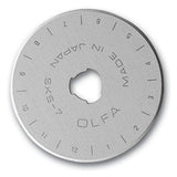 OLFA (RB45-10) 45mm Rotary Blade 10 pack #9453