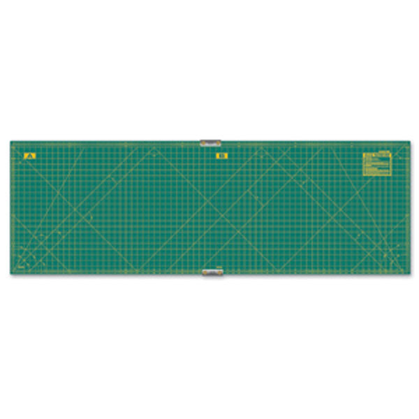 "OLFA (RM-CLIPS-2) 23"" x 70"" Continuous Grid Mat Set #9893"