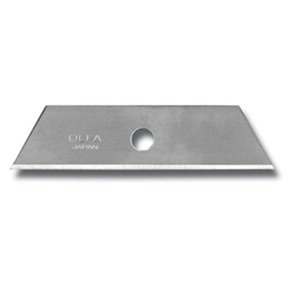 OLFA (SKB-2-10B) Trapezoid Safety Blade - 10 pack #9613
