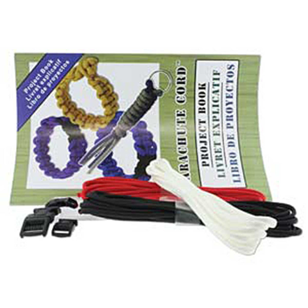Parachute Cord Super Value Survival Pack