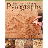 Image of 978-1-56523-478-9 - The Art and Craft of Pyrography