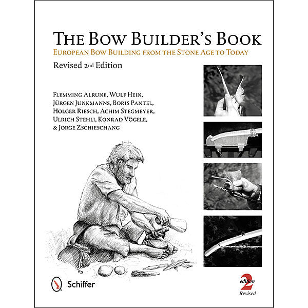 Image of 978-0-7643-4153-3 - The Bow Builder's Book