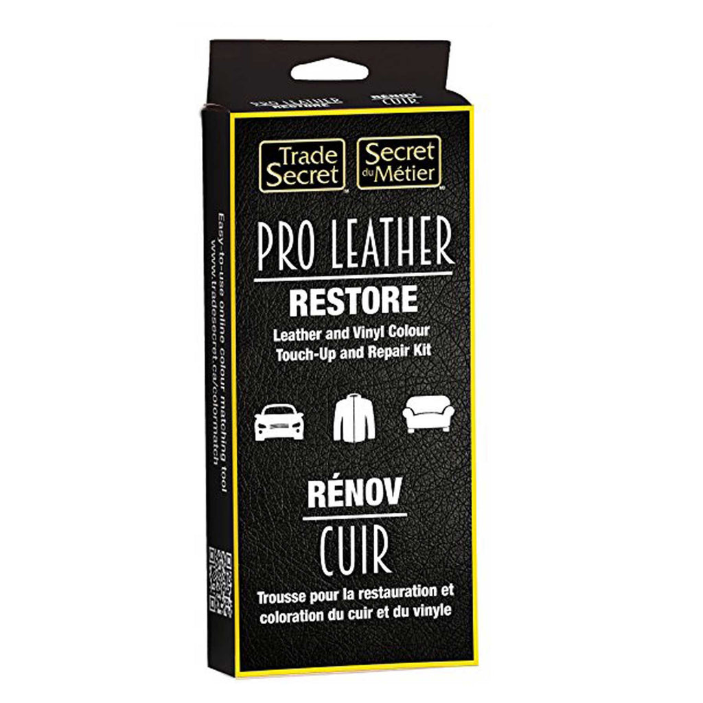 Trade Secret Pro Leather Restore Touch Up and Repair Kit