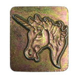 3D Leathercraft Stamp Unicorn 8339-00