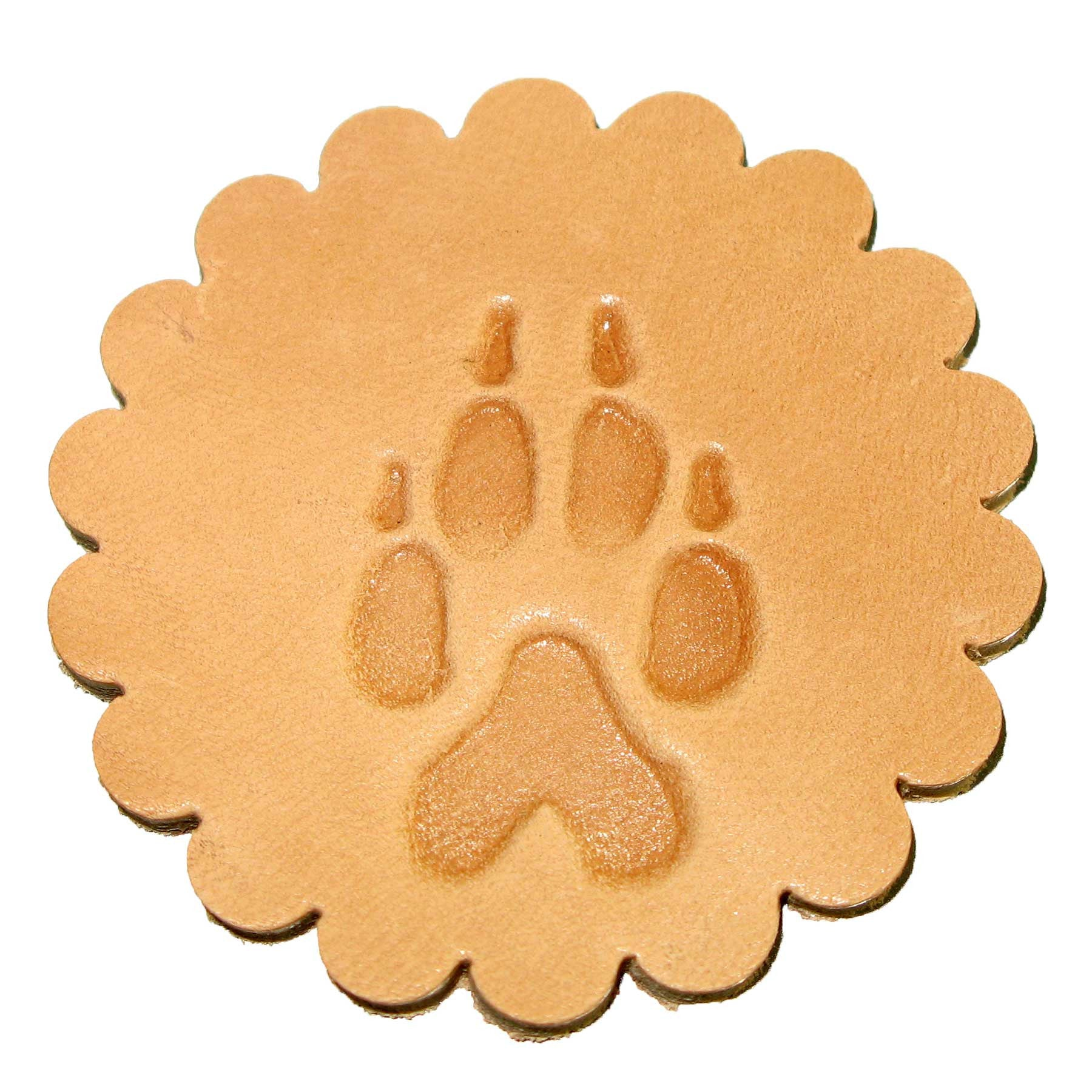 Wolf Track 2-D Leathercraft Stamp 88286-00