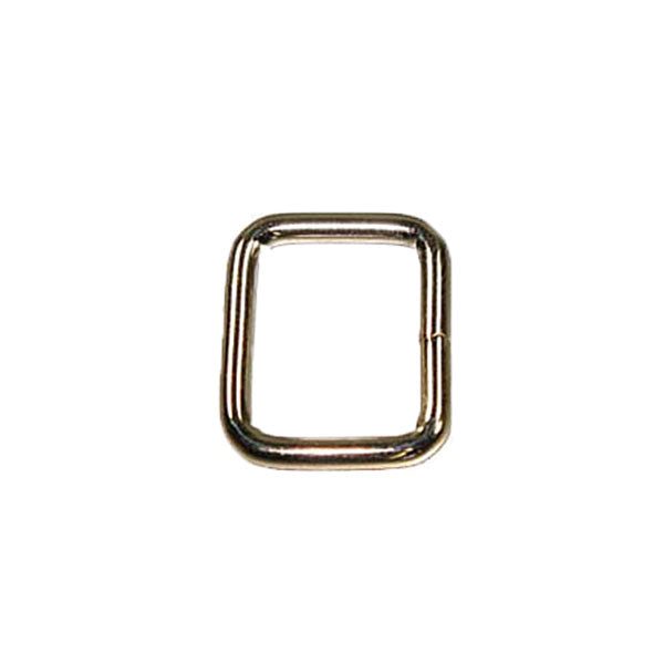 Square - Welded Nickel Plated - 4 Sizes