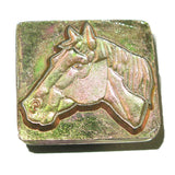 Horse Head Craftool 3-D Stamp (Right) 88342-00