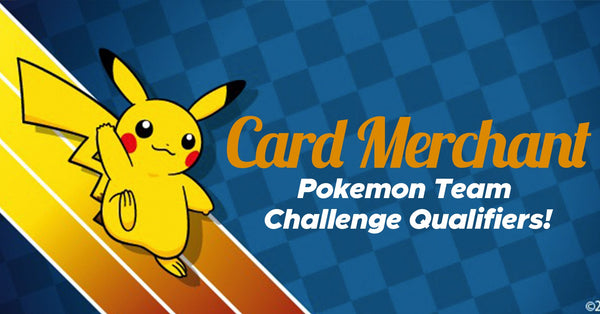 Pokemon Team Qualifiers - Sign up Now!