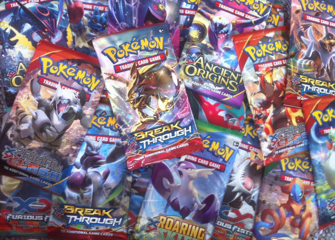 Random Pokemon Booster Pack | Card Merchant NZ