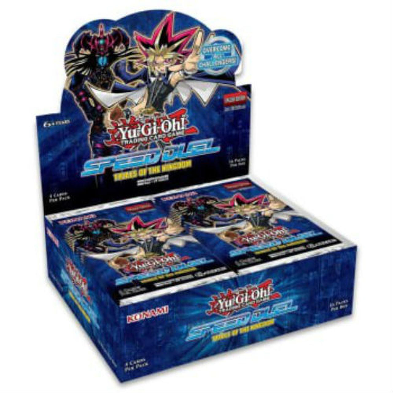 Yu-Gi-Oh! Speed Duel: Trials of the Kingdom Booster Box | Card Merchant NZ