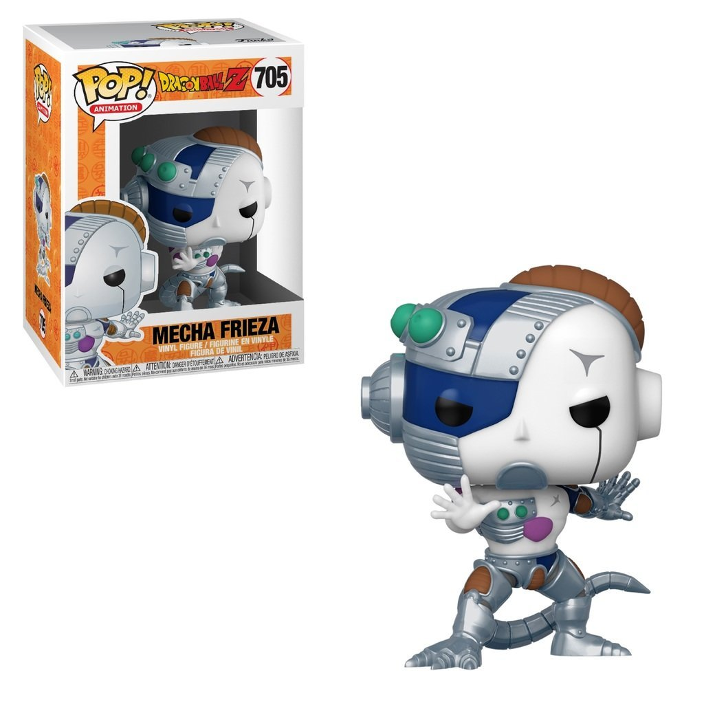Dragon Ball Z - Mecha Frieza Pop! 705 | Card Merchant NZ