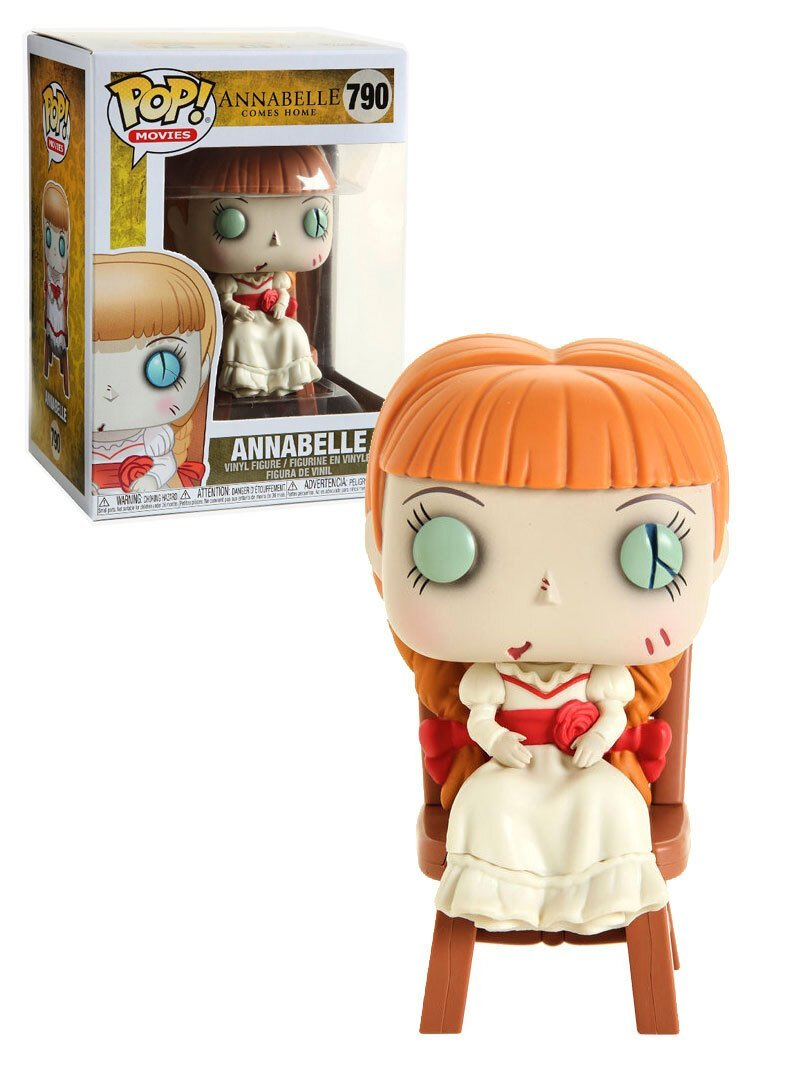 Annabelle - Annabelle in Chair Pop! 790 | Card Merchant NZ
