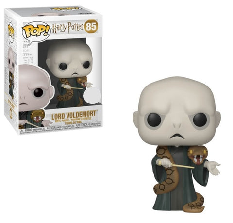 Harry Potter: Voldemort with Nagini Pop! 85