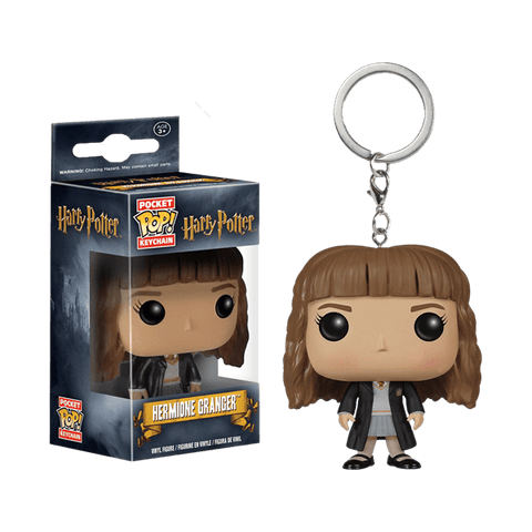Harry Potter - Hermione Pop! Keychain