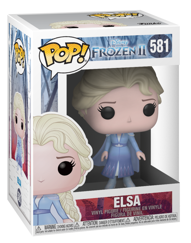 Frozen 2 - Elsa Pop! 581 | Card Merchant NZ