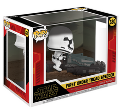 Star Wars: The Rise of Skywalker - First Order Tread Speeder Deluxe Pop! 320 | Card Merchant NZ