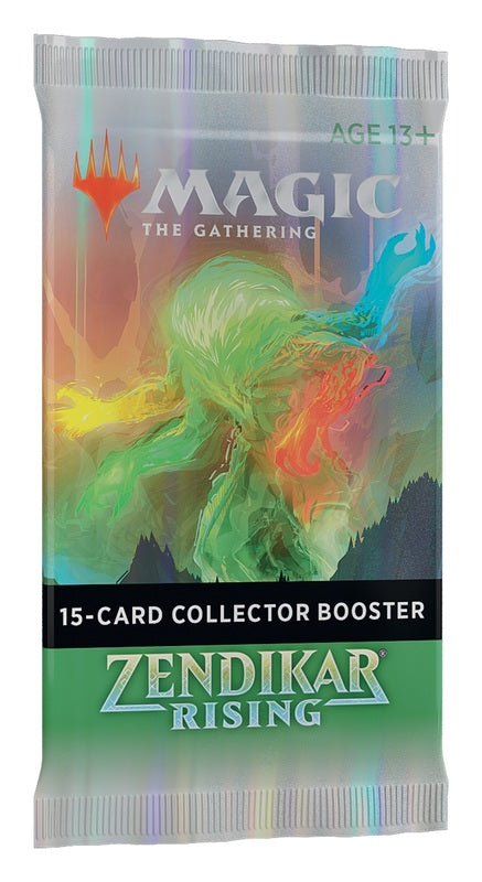 ***PRE ORDER*** Zendikar Rising collectors booster  - Release Date: September 25th 2020 | Card Merchant NZ
