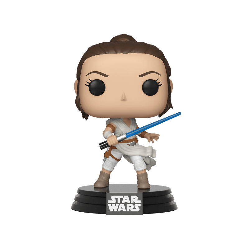 Star Wars: The Rise of Skywalker - Rey Pop! 307