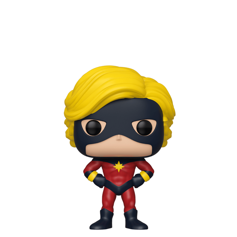 NYCC Marvel 80th Anniversary - Captain Mar-Vell Pop! 526