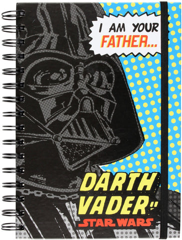 Star Wars: I Am Your Father A5 Notebook