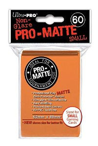 Ultra Pro Matte Sleeves Mini | Card Merchant NZ