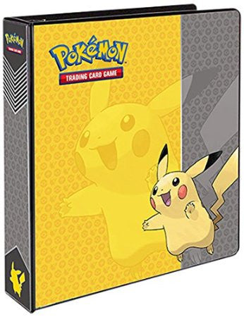 "2"" Pikachu Binder 