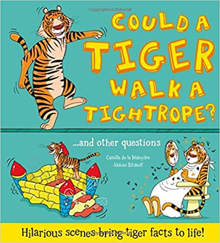 could a tiger walk a tightrope | Card Merchant NZ
