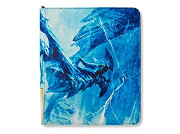 Dragon Shield Card Codex Zipster Binder Boreas