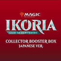 Ikoria: Lair of Behemoths Japanese Collectors Booster Box Pre Order