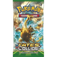 Fates Collide Booster Pack | Card Merchant NZ
