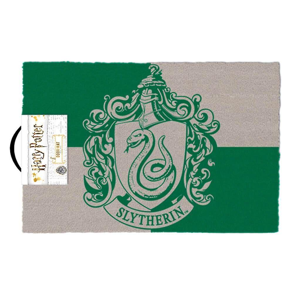 Harry Potter: Slytherin Crest Doormat | Card Merchant NZ