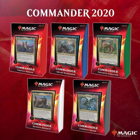 Commander 2020 Deck PreOrder