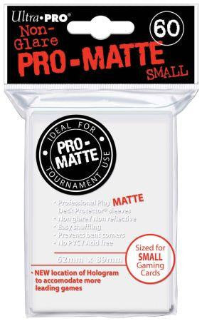 Ultra Pro Matte Sleeves Mini