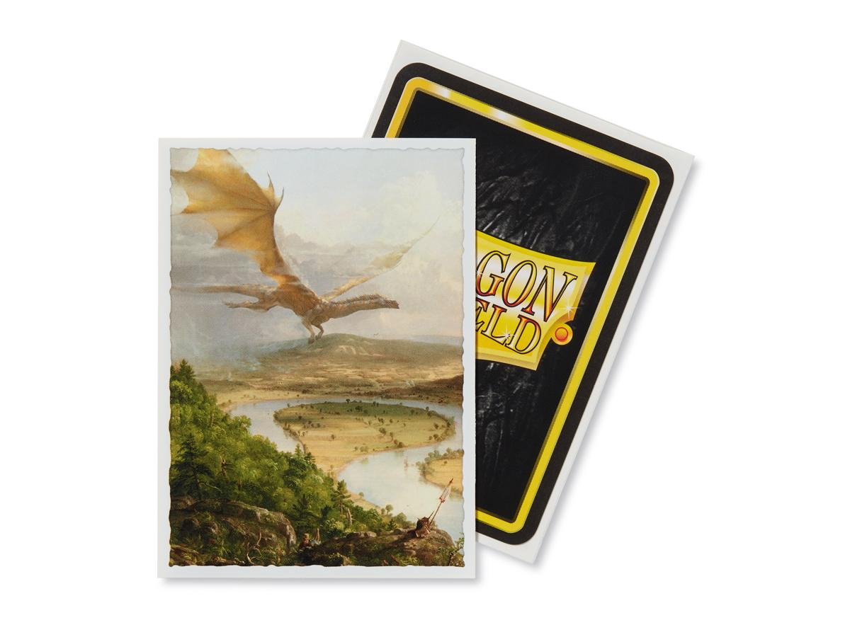 Dragonshield Sleeves The Oxbow Matte | Card Merchant NZ