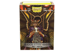 Dragon Shield Art Sleeves: Queen Athromark 3 | Card Merchant NZ