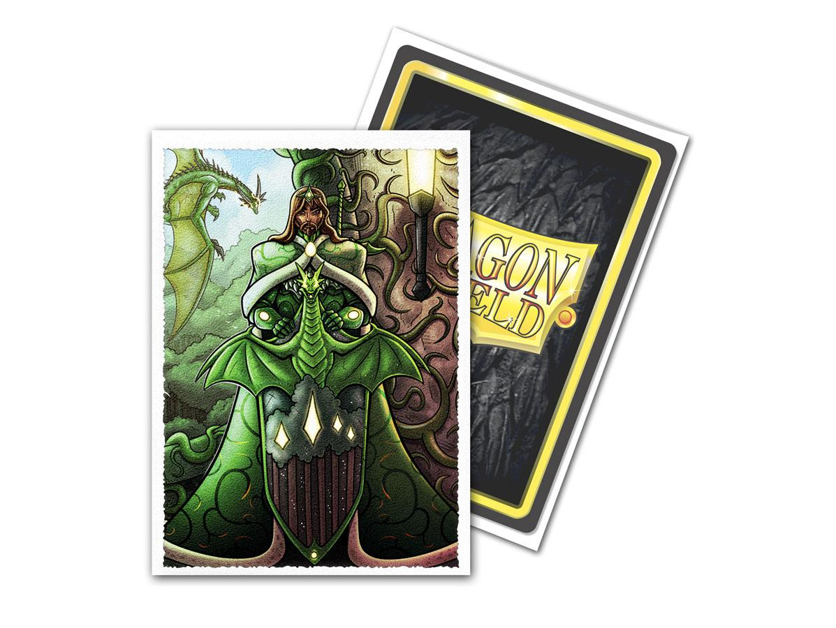 Dragon Shield Art Sleeves: King Mothar Vangard | Card Merchant NZ
