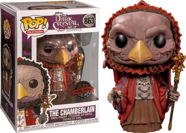 Dark Crystal: AoR - Chamberlain Skeksis Pop! 863 | Card Merchant NZ