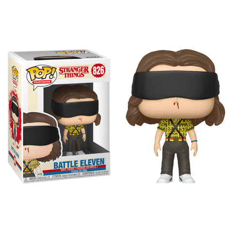 Stranger Things - Eleven Battle Pop! 826
