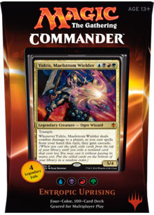 commander 2016 - entropic uprising | Card Merchant NZ