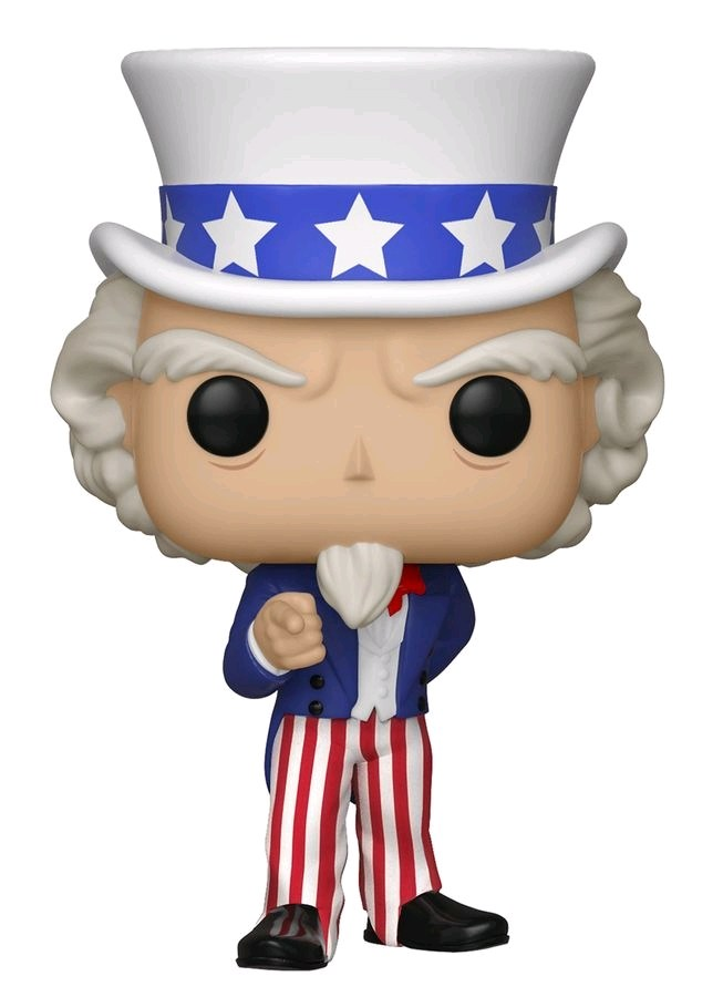 American History - Uncle Sam Pop! 12 | Card Merchant NZ