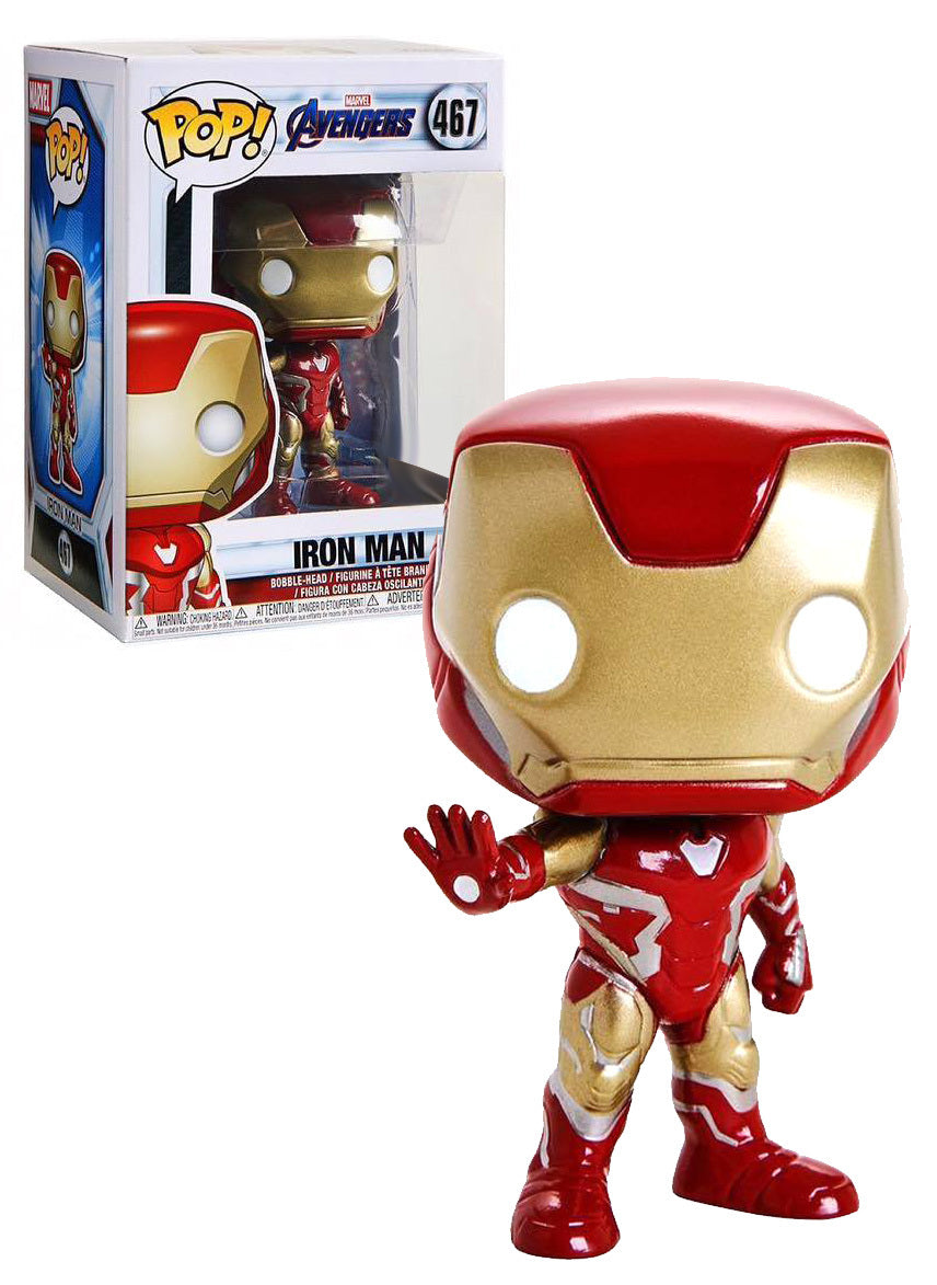 Avengers - Iron Man Pop! 467 | Card Merchant NZ