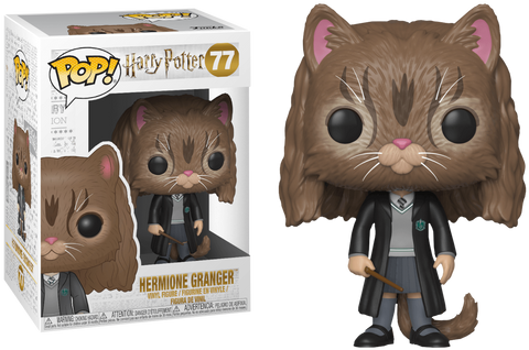 Harry Potter - Hermione as a Cat pop! 77