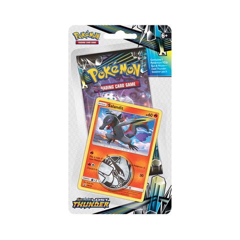 Lost Thunder 1-Pack Blister: Salandit