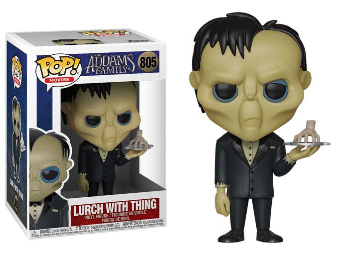 Addams Family (2019) - Lurch w/Thing Pop! 805 | Card Merchant NZ